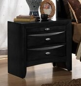 Antwerp 3 Drawer Nightstand