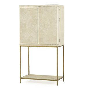 Melissa Bar Cabinet by Resource Decor