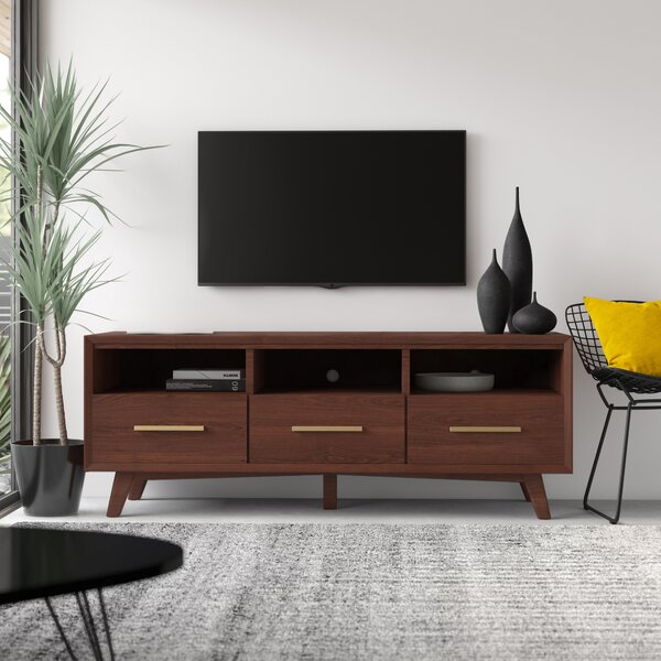 Allmodern Capricorn Tv Stand For Tvs Up To 70 Wayfair