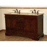 Blaser 60 Double Bathroom Vanity Set by Astoria Grand