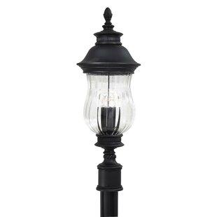 Bargain Newport Outdoor 2-Light Lantern Head By Great Outdoors by Minka