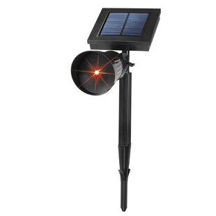 Leto 1 Light LED Spot Light By Sol 72 Outdoor