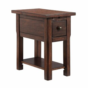 Fogel End Table with Storage by Darby Home Co