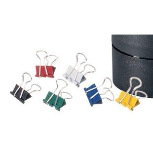 Check Price Foldback Paperclip Holder