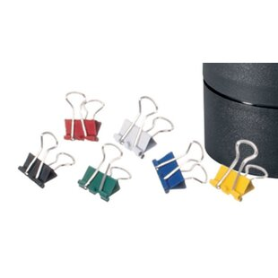 Low Price Foldback Paperclip Holder