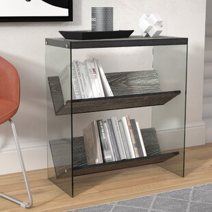 Shop For Daria Standard Bookcase by Wade Logan