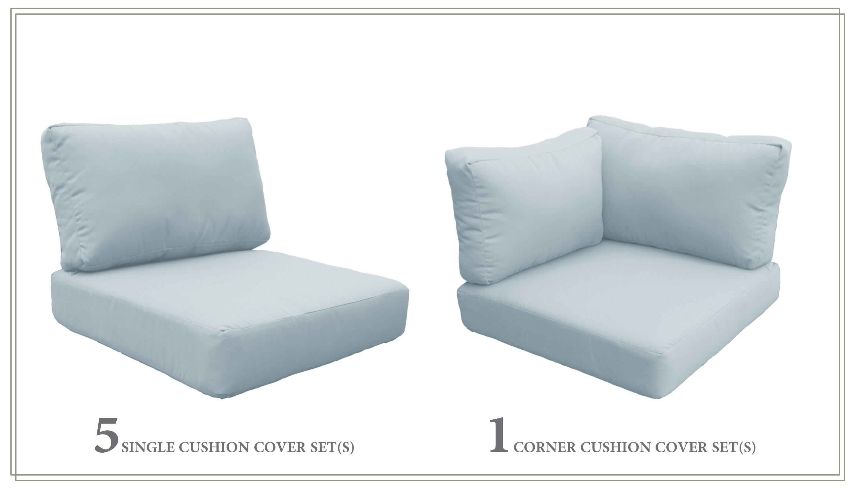 Outdoor Patio Couch Set, Sol 72 Outdoor High Back Indoor Outdoor Sofa Cushion Wayfair