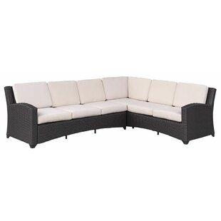 Meleze 86'' Sectional Sofa