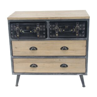 Dejuana 2 Drawer Accent Chest by 17 Stories