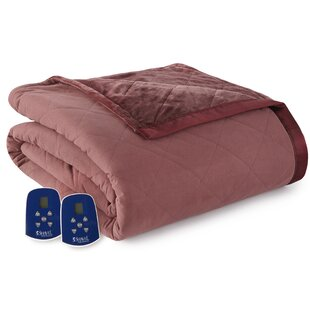 Riddles Electric Heated Blanket