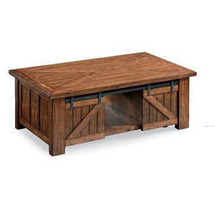 Anchusa Lift-Top Coffee Table Loon Peak