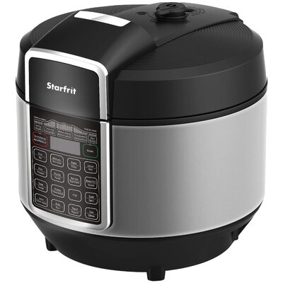 Starfrit Starfrit 8 Qt. Electric Pressure Cooker