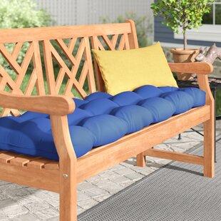 Light Blue Bench Cushion Wayfair