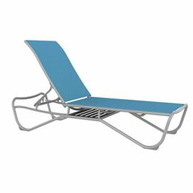 Millennia Reclining Chaise Lounge by Tropitone Best