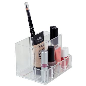 Rebrilliant Stalnaker Makeup Organizer Wayfair