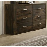 Appling 6 Drawer Double Dresser by Brayden Studio®