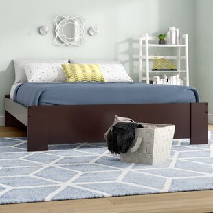Great Price Gloria Queen Platform Bed by South Shore Reviews (2019) & Buyer's Guide