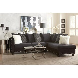 Cloutier Sectional by Merc..