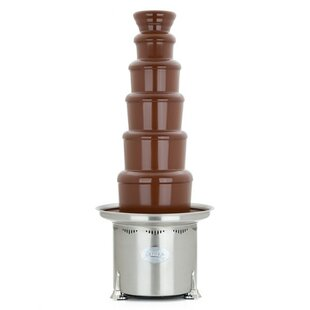 The Sephra 5 Tier Convertible Chocolate Fountain