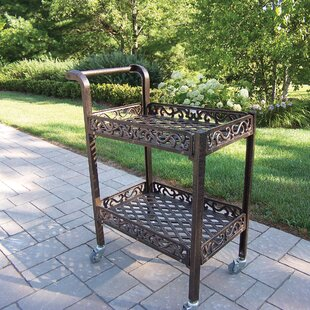 Oakland Living Mississippi Serving Cart