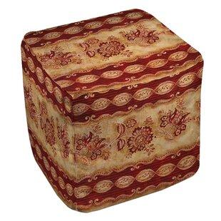Alana Cube Ottoman by Fleur De Lis Living