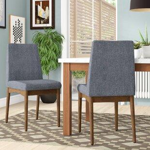 Brayden Studio Fairborn Parsons Chair (Set of 2)