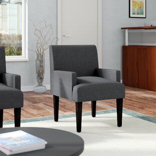Review Guest Arm Chair by Andover Mills