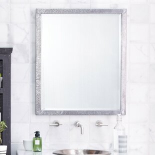Renewal Divinity Small Bathroom Mirror By Native Trails, Inc.