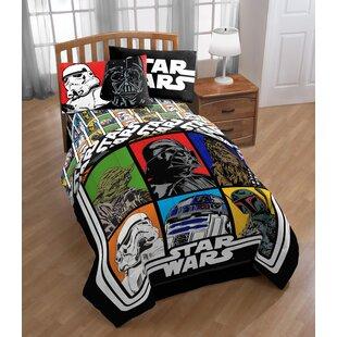 Star Wars Classic Full Polyester 4 Piece Sheet Set