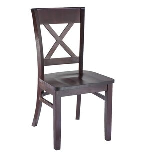 Riggle Solid Wood Side Chair (Set of 2)