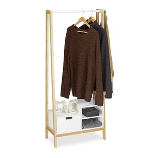 Jaquelin 64.5cm Wide Clothes Rack By Isabelline