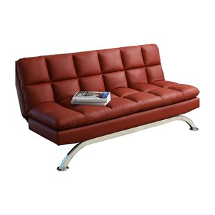 Romans Euro Lounger Convertible Sofa by Orren Ellis