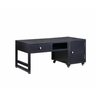 Agunde Wheel Coffee Table With Storage By Latitude Run