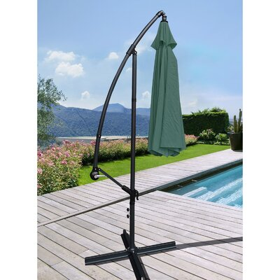 Drummond 10 Cantilever Umbrella by Winston Porter Purchase