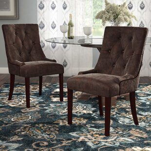 Darby Home Co Wilkinson Upholstered Dining Chair (Set of 2)