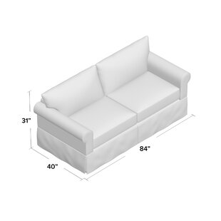 Price comparison Donatella Sofa Bed Sleeper by Birch Lane™ Heritage Reviews (2019) & Buyer's Guide