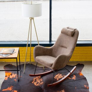 Gorlest Rocking Chair by Corrigan Studio