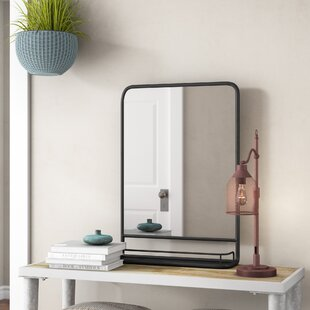 Top Peetz Accent Mirror By Laurel Foundry Modern Farmhouse