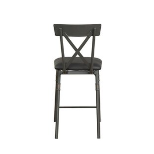 Compare Branum Metal Frame Counter Height Dining Chair (Set of 2) by Williston Forge Reviews (2019) & Buyer's Guide