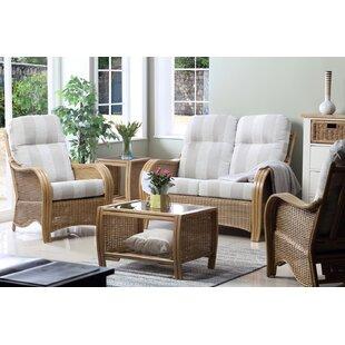 Wendy 5 Piece Conservatory Sofa Set By Beachcrest Home