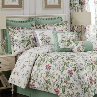 Williamsburg 4 Piece Comforter Set by Royal Heritage Home