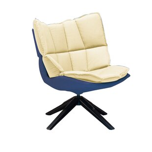 Latitude Run Roxie Swivel Lounge Chair