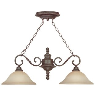 Astoria Grand Westerleigh 2-Light Pendant