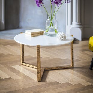 Armrong Coffee Table