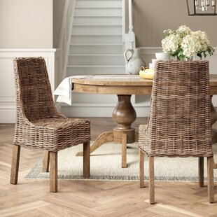 Gosnold Side Chair in Natural Gray (Set of 2)
