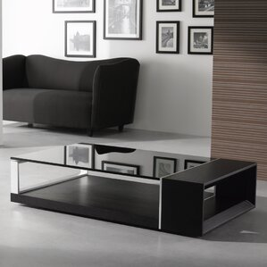 Modern Coffee Table modern & contemporary coffee tables you'll love | wayfair