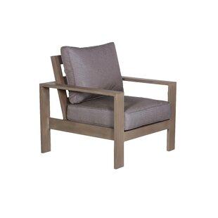 Gracie Oaks Potsdam Club Chair with Cushion