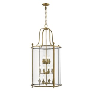 Lucah 12-Light Cluster Pendant by Darby Home Co