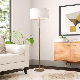 Buy luxury Choncey 65 Floor Lamp By Zipcode Design