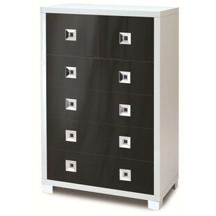 Latitude Run Una 6 Drawer Dresser